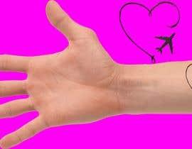 #16 for Airplane Tattoo Design af ELIUSHOSEN018