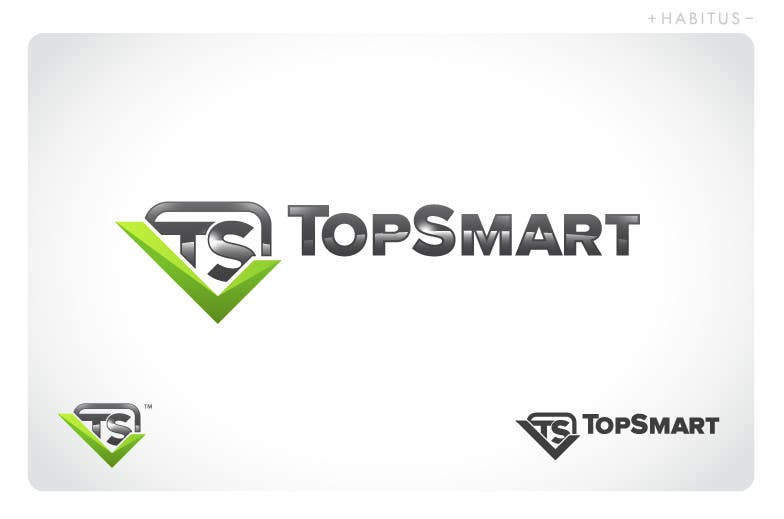 #40 for Logo Design for TopSmart (Educational Testing Website) by Habitus
