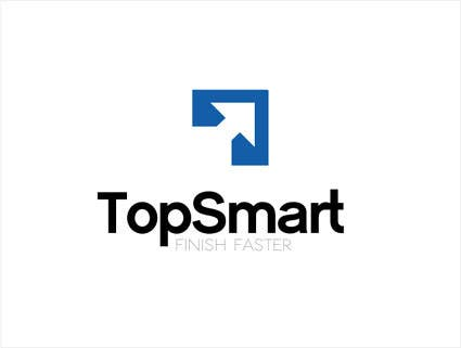 #117 for Logo Design for TopSmart (Educational Testing Website) by nom2