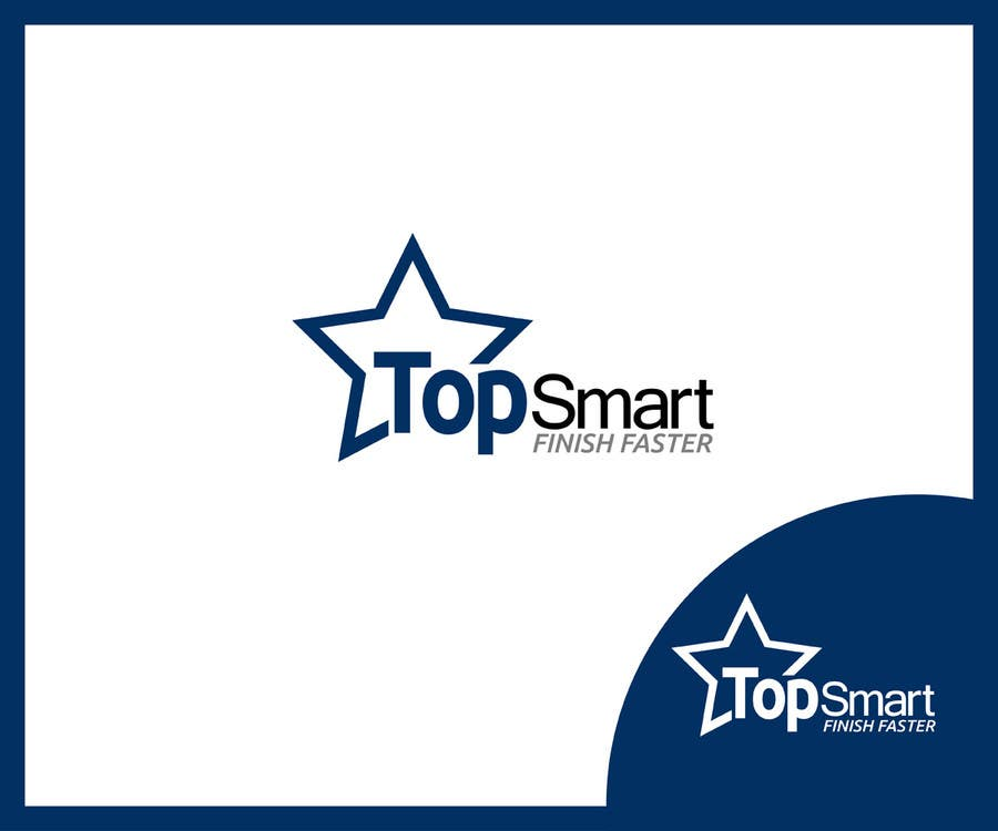#57 for Logo Design for TopSmart (Educational Testing Website) by mjuliakbar