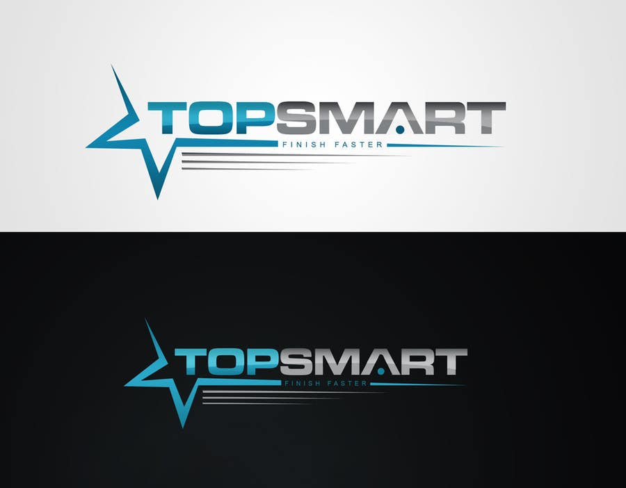 #61 for Logo Design for TopSmart (Educational Testing Website) by theDesignerz