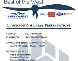 #4 for Best of the West Program by adelheid574803