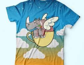 Nro 82 kilpailuun t-shirt design käyttäjältä Alaedin