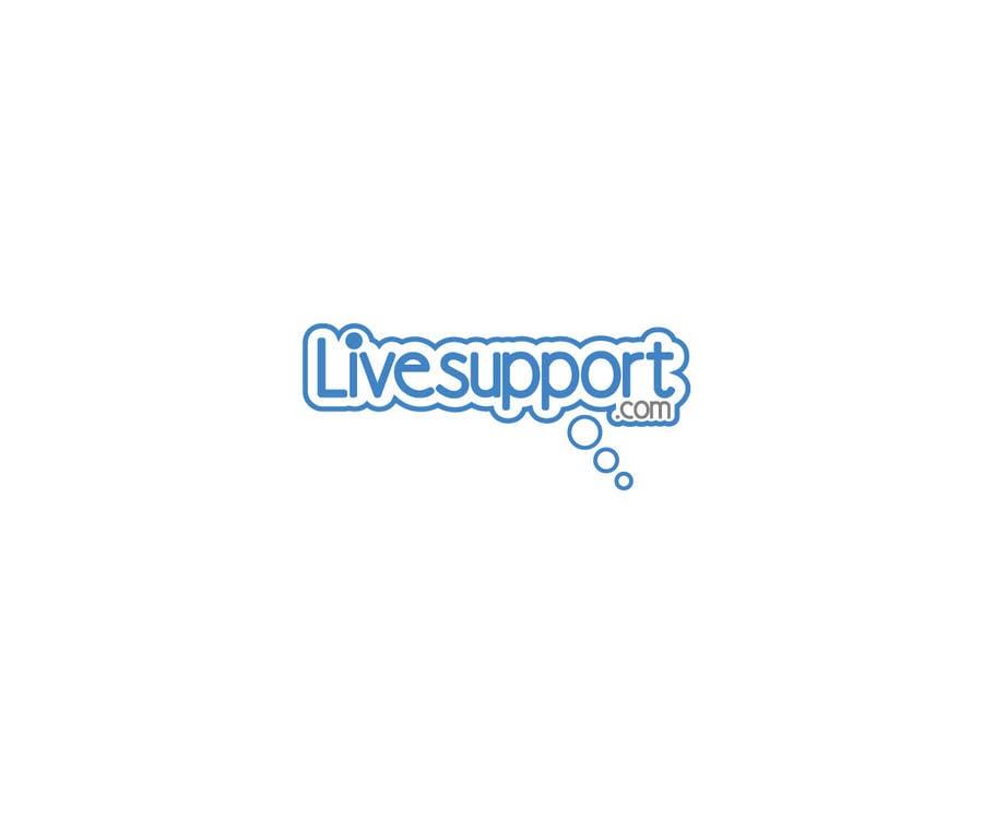 Contest Entry #63 for Logo Design for livesupport.com