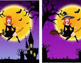 nº 28 pour Miss Coco Peru Halloween par istykristanto