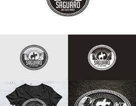 nº 36 pour Detailed logo screen print art needed for t-shirt par dezy9ner