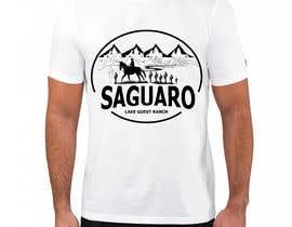 nº 74 pour Detailed logo screen print art needed for t-shirt par elliondesignidea