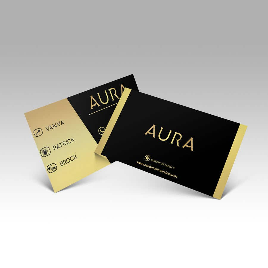 Entry 218 By Arifinrafi36 For Make A Business Card Freelancer