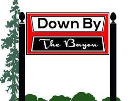 #26 para Down By The Bayou por softlogo11