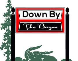 #82 para Down By The Bayou por softlogo11