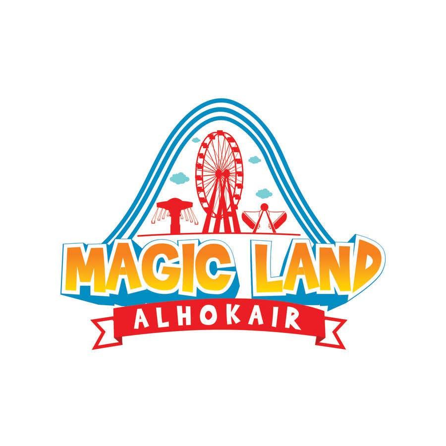 Entry 28 By Dissha For Theme Amusement Park Logo Freelancer