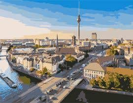#7 para Draw an image about a city of Germany de almamoon12
