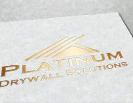 #33 untuk Platinum Drywall Solutions oleh ingpedrodiaz