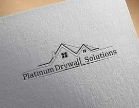 #35 untuk Platinum Drywall Solutions oleh DesignInverter
