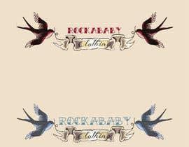 galinah tarafından Design a Logo for Rockabilly Clothing for children için no 41