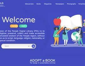 #8 cho Redesign existing website bởi SalahEddine96