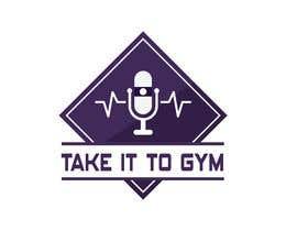 #54 for Take It To Gym Logo by aligoharwassan