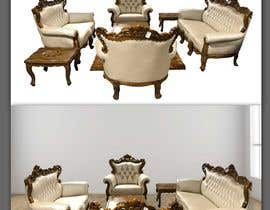 #3 untuk Furniture products to be inserted into a room setting oleh rafiulkarim11731