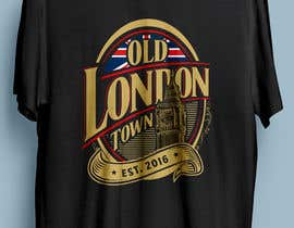 #171 for T-Shirt Design: Old London Town by irhuzi