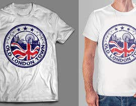 #131 for T-Shirt Design: Old London Town by softboyasad
