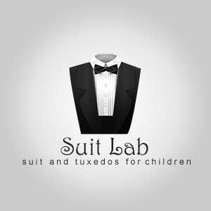 #41 for Logo Design for Suit Lab (Website selling children's clothes mainly suit and tuxedos) by erRakeshSharma