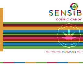 #15 para Design Cannabis Product Label por vanesaguarino