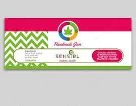 #19 para Design Cannabis Product Label por d3stin