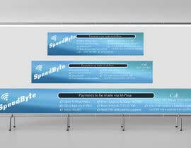 #39 untuk Design a Banner Image for a Public Wi-Fi Service oleh maksudamimi