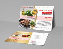 """#15 for design a postcard/flyer 2 sided  (size 5.5""""high x 8.5"""" wide) by emtHasan"""