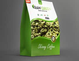 nº 18 pour New Packaging Design For Green COofee par lookandfeel2016