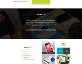 nº 5 pour Web Design for Startup par wurfel