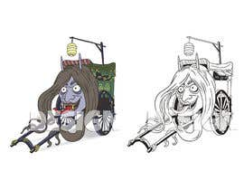 #10 untuk Need a character design for trading card game. oleh orrlov