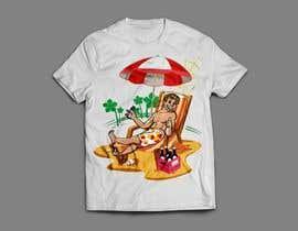 #26 para T-shirt printing por arafatrahman913