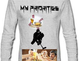 #15 para T-shirt printing por mdmango74