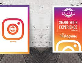 "#9 untuk Create 4"" x 6"" double sided flyers to promote my companies instagram oleh MarinaAtef96"