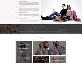 #35 para *** Mockup for Fashion Online Shop *** por eemon