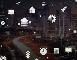 #40 cho Need IoT Internet of Things skyline created bởi suhailsiddique