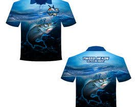 #77 for Design Sublimated Staff Shirts by dandrexrival07