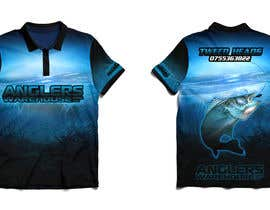 #83 for Design Sublimated Staff Shirts by dandrexrival07