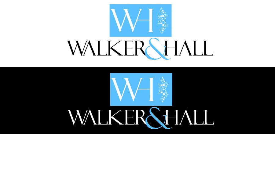 Contest Entry #371 for Logo Design for Walker and Hall