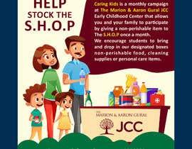 #152 untuk Creative Flyer for Nursery School Giving Campaign oleh talk2anilava
