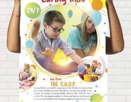 #128 untuk Creative Flyer for Nursery School Giving Campaign oleh arifislam269