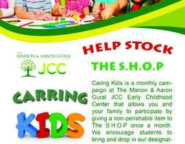 #144 untuk Creative Flyer for Nursery School Giving Campaign oleh shagor1323