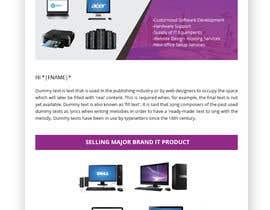 RainbowVivid tarafından Create a flyer template for Email Marketing için no 27