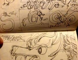 Nro 3 kilpailuun Children's story - simple caricatures käyttäjältä DEV4LL