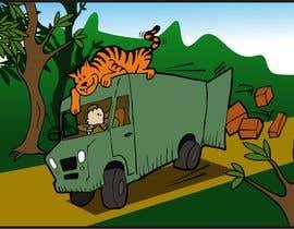 Nro 13 kilpailuun Children's story - simple caricatures käyttäjältä manikmoon