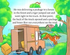 Nro 17 kilpailuun Children's story - simple caricatures käyttäjältä GraphicsArch24