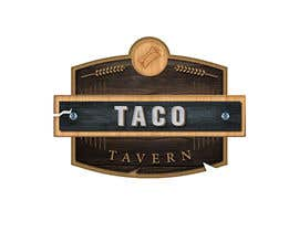 #402 for Design a Modern & Rustic Logo for Tavern Restaurant by SumitGhose