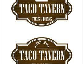 #418 for Design a Modern & Rustic Logo for Tavern Restaurant af gabba13