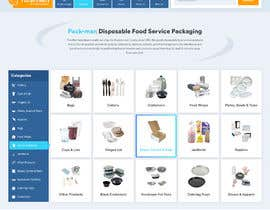#69 for Redesign Homepage of Storefront af pixelwebplanet